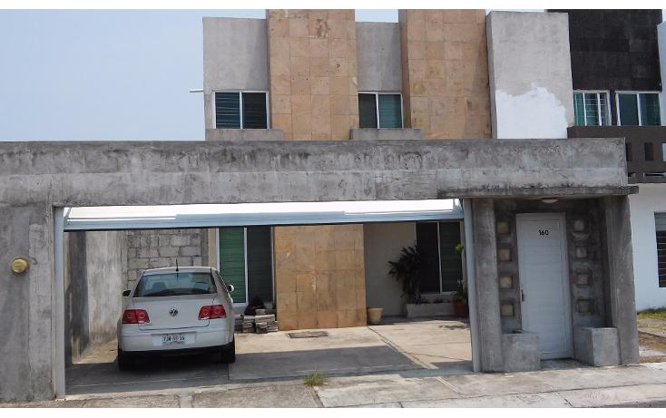 Foto de casa en venta en  , las vegas ii, boca del r?o, veracruz de ignacio de la llave, 2037040 No. 01