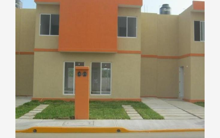 Foto de casa en venta en  , las vegas ii, boca del r?o, veracruz de ignacio de la llave, 776519 No. 01