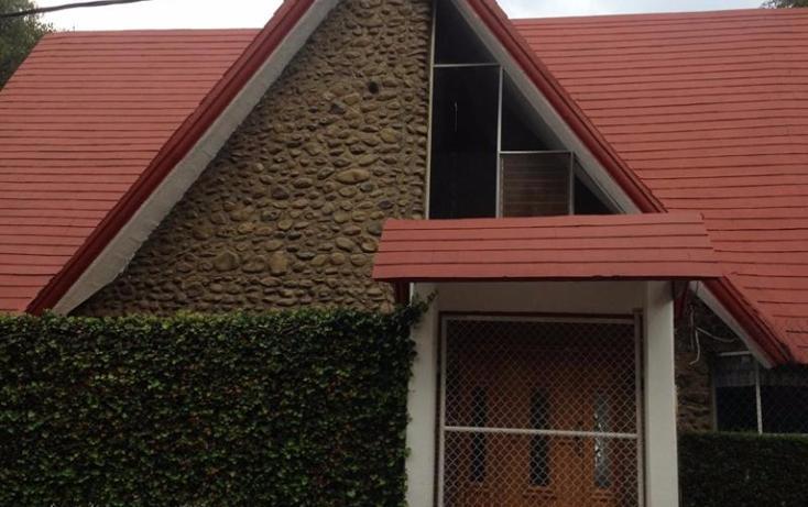 Foto de casa en venta en  , loma del río, nicolás romero, méxico, 1712882 No. 01
