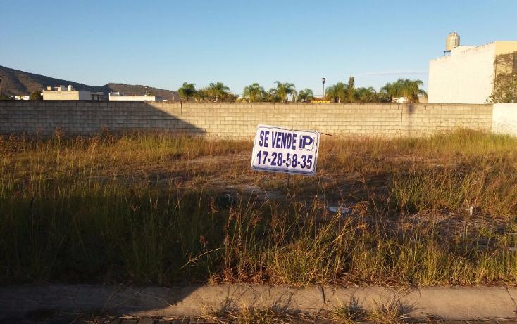 Foto de terreno habitacional en venta en  , las víboras (fraccionamiento valle de las flores), tlajomulco de zúñiga, jalisco, 1549080 No. 01
