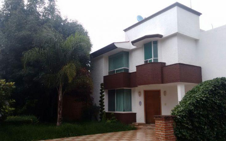 Foto de casa en condominio en renta en, las villas, san pedro cholula, puebla, 1976896 no 01