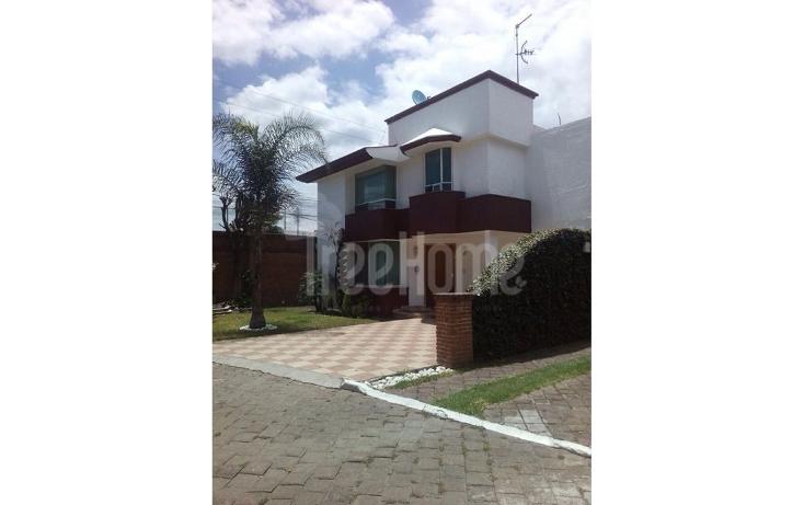 Foto de casa en renta en  , las villas, san pedro cholula, puebla, 1976896 No. 01