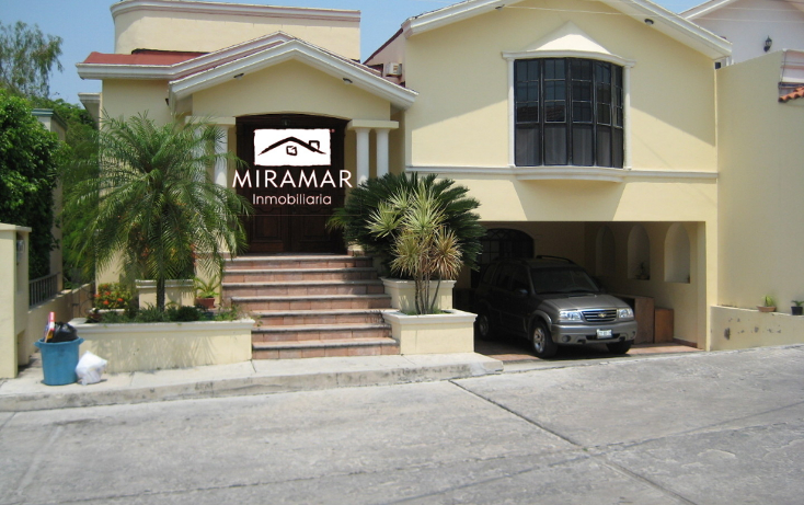 Foto de casa en venta en  , las villas, tampico, tamaulipas, 1956544 No. 01