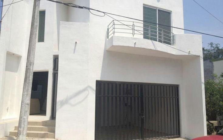 Foto de casa en venta en  , las violetas, tampico, tamaulipas, 1258465 No. 01