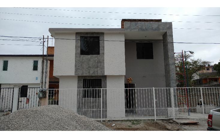 Foto de casa en venta en  , las violetas, tampico, tamaulipas, 1281119 No. 01
