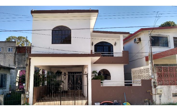 Foto de casa en venta en  , las violetas, tampico, tamaulipas, 2015272 No. 01
