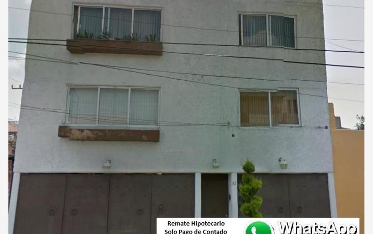 Foto de departamento en venta en  0, moderna, benito juárez, distrito federal, 1762508 No. 01