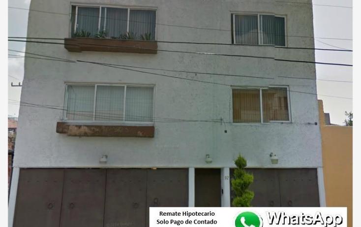 Foto de departamento en venta en latinos 1, moderna, benito juárez, distrito federal, 2017532 No. 01