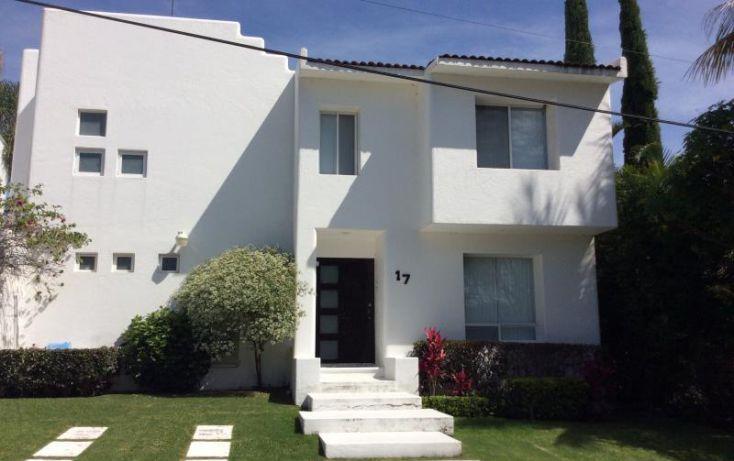 Foto de casa en venta en laurel 97, lomas de cocoyoc, atlatlahucan, morelos, 1537686 no 02