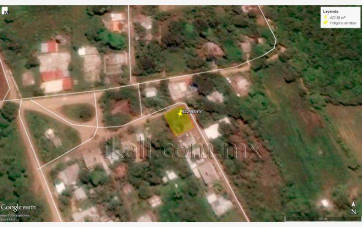 Foto de terreno habitacional en venta en lazaro cardenas 1, alfonso arroyo flores, tuxpan, veracruz, 1826470 no 02