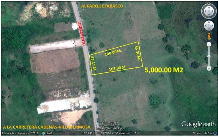 Foto de terreno comercial en renta en  , lázaro cárdenas 1a sección, centro, tabasco, 1550258 No. 05