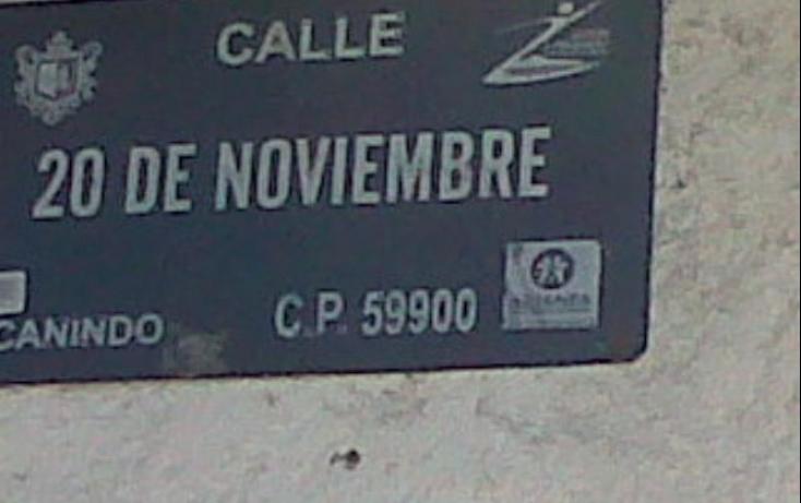 Foto de terreno habitacional en venta en lázaro cárdenas, canindo, jacona, michoacán de ocampo, 501849 no 07