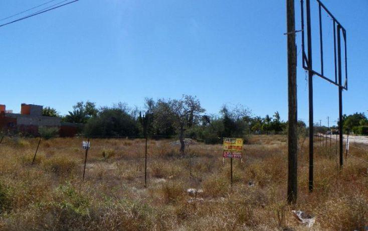 Foto de terreno habitacional en venta en lazaro cardenas, centenario, la paz, baja california sur, 1761502 no 01