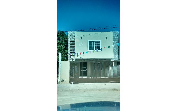 Foto de casa en venta en  , l?zaro c?rdenas, ciudad madero, tamaulipas, 1446495 No. 01