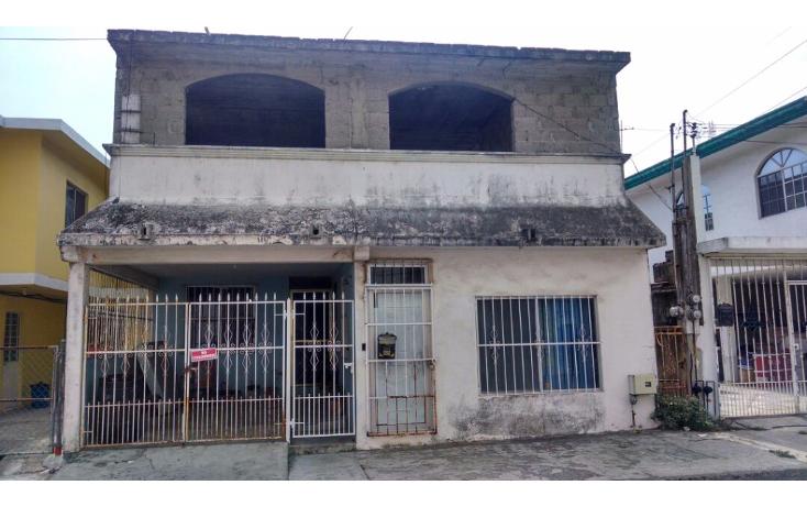 Foto de casa en venta en  , lázaro cárdenas, ciudad madero, tamaulipas, 1820260 No. 01