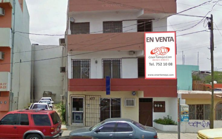 Foto de edificio en venta en, lázaro cárdenas, culiacán, sinaloa, 1189587 no 01