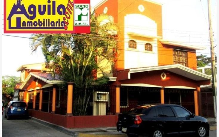 Foto de casa en venta en  , lázaro cárdenas del rio, comalcalco, tabasco, 701282 No. 01