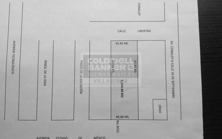 Foto de terreno habitacional en venta en  , lázaro cárdenas, metepec, méxico, 1097857 No. 11
