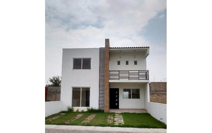 Foto de casa en venta en  , lázaro cárdenas, metepec, méxico, 1242801 No. 01