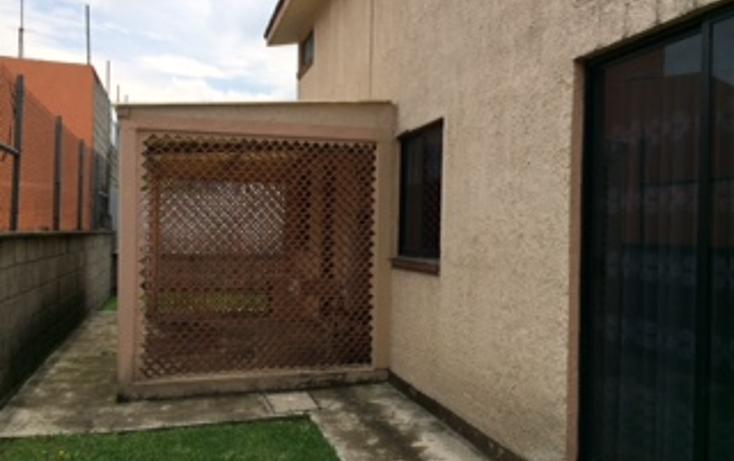 Foto de casa en venta en  , lázaro cárdenas, metepec, méxico, 1379277 No. 29