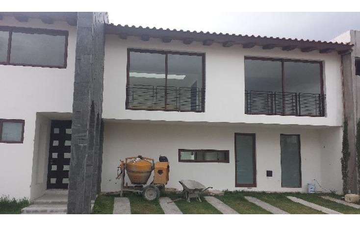 Foto de casa en venta en  , lázaro cárdenas, metepec, méxico, 1463055 No. 01