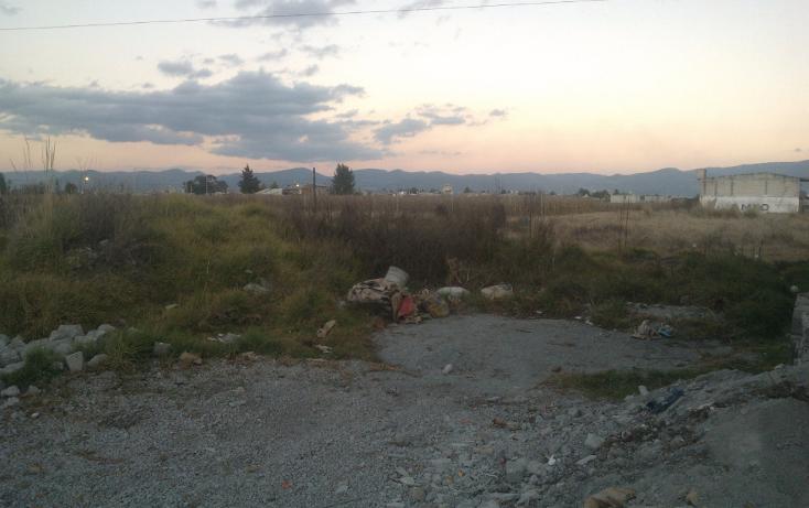 Foto de terreno habitacional en venta en  , lázaro cárdenas, metepec, méxico, 1602642 No. 01