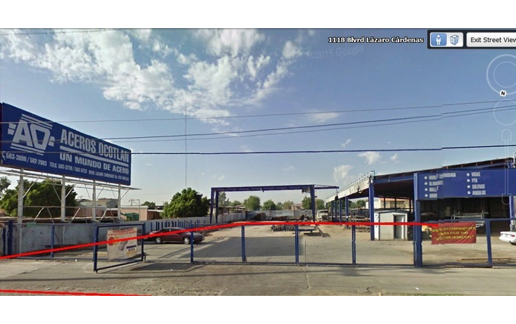 Foto de terreno comercial en venta en  , lázaro cárdenas, mexicali, baja california, 1227515 No. 01
