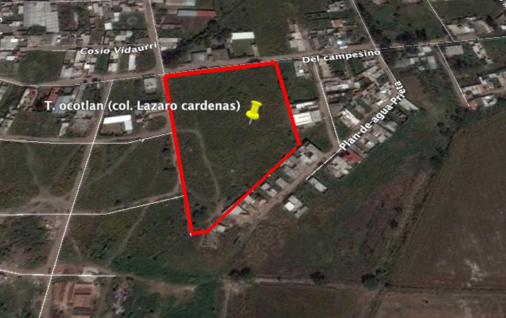 Foto de terreno habitacional en venta en  , lázaro cárdenas, ocotlán, jalisco, 1354725 No. 01