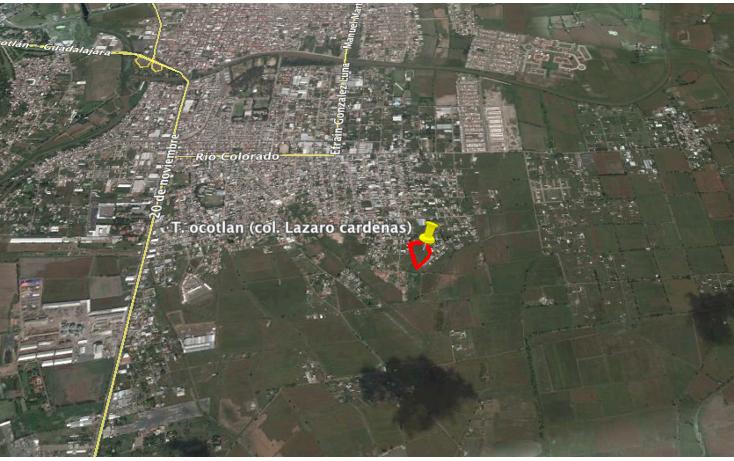 Foto de terreno habitacional en venta en  , lázaro cárdenas, ocotlán, jalisco, 1354725 No. 02