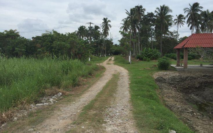 Foto de terreno habitacional en venta en, lázaro cárdenas, paraíso, tabasco, 1374459 no 02