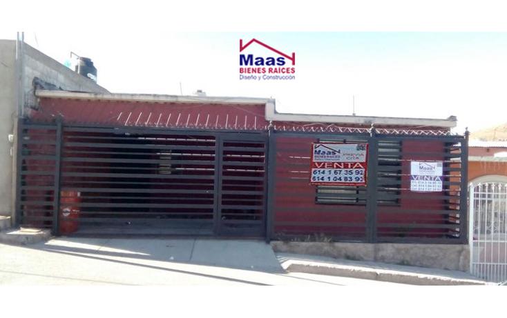 Foto de casa en venta en  , l?zaro c?rdenas y etapas, chihuahua, chihuahua, 1676510 No. 01