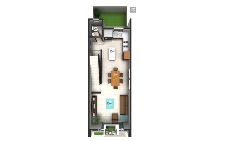 Foto de casa en venta en  , lázaro garza ayala, san pedro garza garcía, nuevo león, 1266261 No. 04