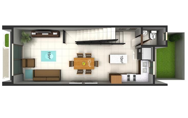 Foto de casa en venta en  , lázaro garza ayala, san pedro garza garcía, nuevo león, 1676470 No. 03