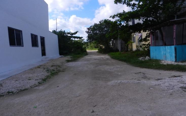 Foto de terreno habitacional en venta en lazaro urbina, colegios, benito juárez, quintana roo, 471825 no 01