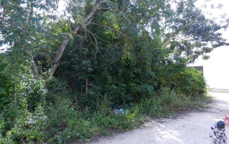 Foto de terreno habitacional en venta en lazaro urbina, colegios, benito juárez, quintana roo, 471825 no 04