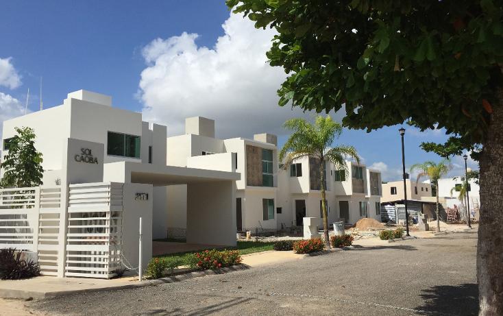 Foto de casa en venta en  , leandro valle, mérida, yucatán, 1039475 No. 01