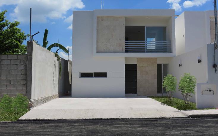 Foto de casa en venta en  , leandro valle, mérida, yucatán, 1040509 No. 01