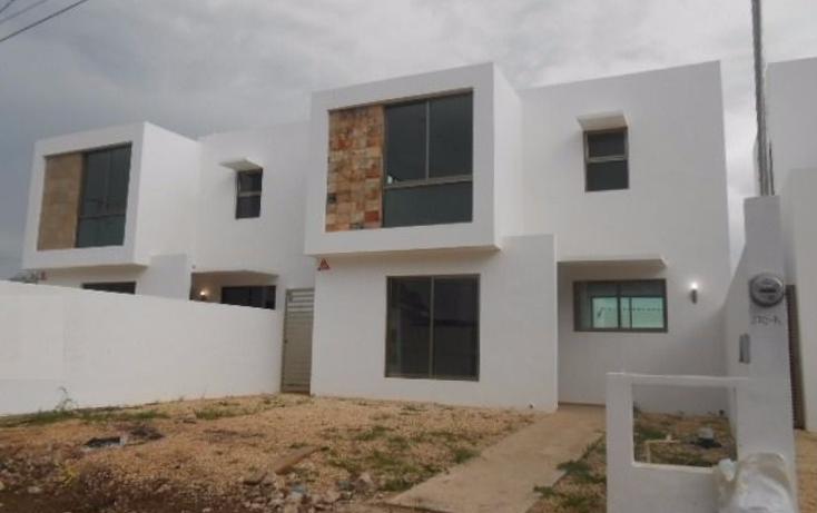 Foto de casa en venta en  , leandro valle, m?rida, yucat?n, 1043443 No. 01