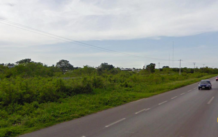 Foto de terreno comercial en renta en  , leandro valle, mérida, yucatán, 1066645 No. 01