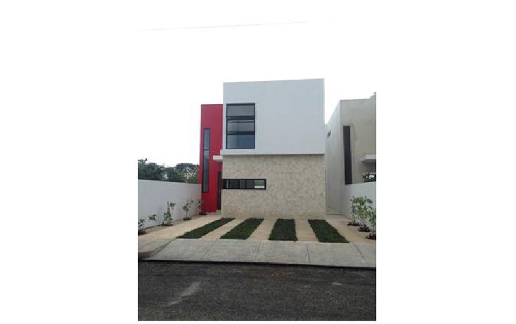 Foto de casa en venta en  , leandro valle, mérida, yucatán, 1067841 No. 02