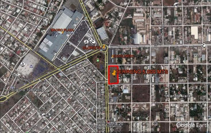 Foto de terreno comercial en renta en, leandro valle, mérida, yucatán, 1070339 no 01