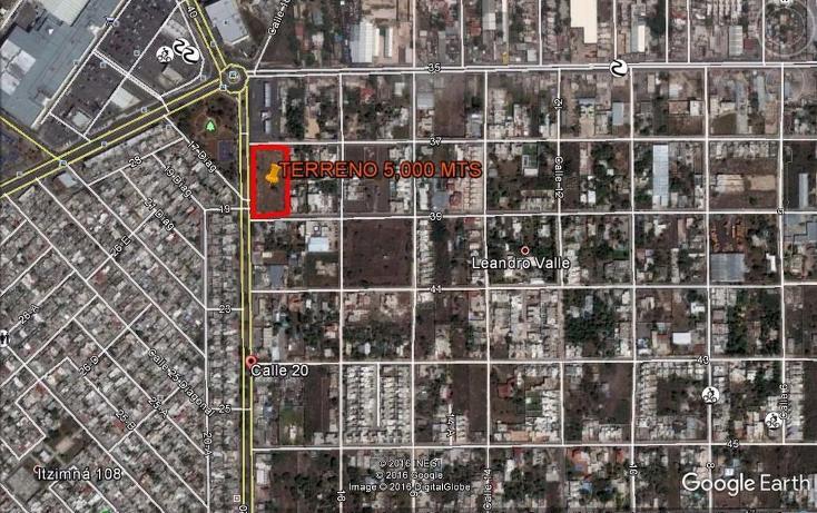 Foto de terreno comercial en renta en, leandro valle, mérida, yucatán, 1070339 no 02