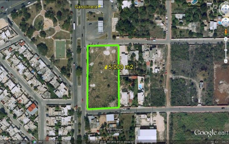 Foto de terreno comercial en renta en, leandro valle, mérida, yucatán, 1070339 no 04