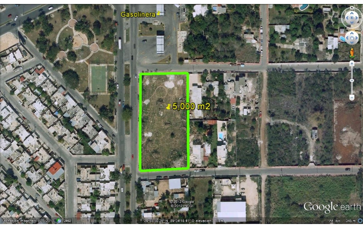 Foto de terreno comercial en renta en  , leandro valle, mérida, yucatán, 1070339 No. 04
