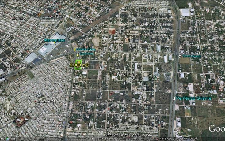 Foto de terreno comercial en renta en, leandro valle, mérida, yucatán, 1070339 no 05