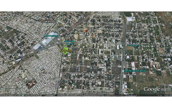 Foto de terreno comercial en renta en  , leandro valle, mérida, yucatán, 1070339 No. 05