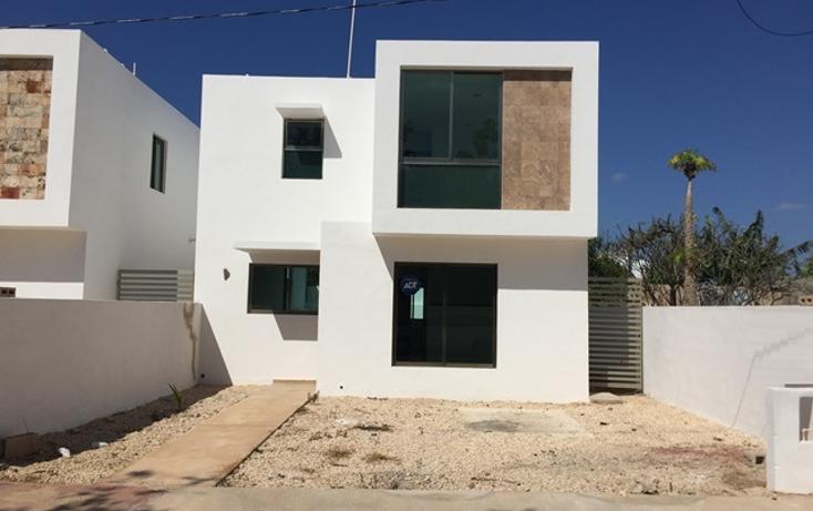 Foto de casa en venta en  , leandro valle, mérida, yucatán, 1081349 No. 01