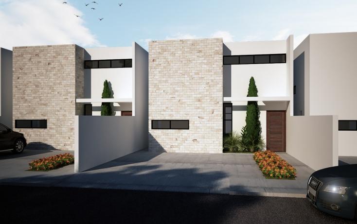 Foto de casa en venta en  , leandro valle, m?rida, yucat?n, 1082545 No. 01