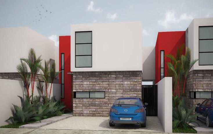 Foto de casa en venta en  , leandro valle, mérida, yucatán, 1116021 No. 01