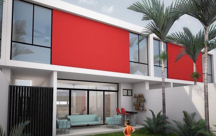Foto de casa en venta en  , leandro valle, mérida, yucatán, 1116021 No. 02